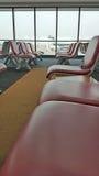 Il terminale di aeroporto fotografia stock