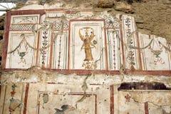 Il terrazzo di Ephesus alloggia il famoso, A d 1 Immagine Stock Libera da Diritti