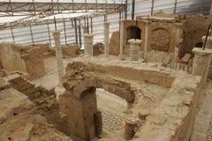 Il terrazzo di Ephesus alloggia il famoso, A d 1 Immagine Stock