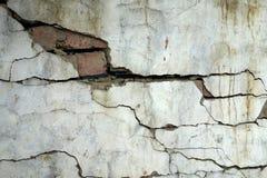 Il terremoto distrugge immagini stock libere da diritti
