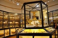 Il tesoro imperiale a Vienna Fotografia Stock