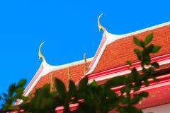 Il tetto Immagine Stock
