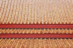 Il tetto del tempiale di marmo, Immagini Stock Libere da Diritti