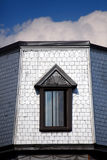 Il tetto dell'assicella Immagini Stock