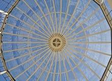 Il tetto della serra Fotografia Stock Libera da Diritti