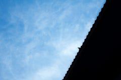 Il tetto insolito Fotografie Stock Libere da Diritti