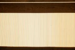 Il tetto trasparente del policarbonato, trasmette leggero immagine stock libera da diritti