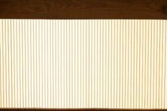 Il tetto trasparente del policarbonato, trasmette leggero fotografia stock