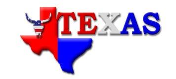 Il Texas royalty illustrazione gratis