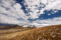 Il Tibet Immagine Stock
