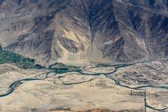 Il Tibet Cina Fotografia Stock Libera da Diritti