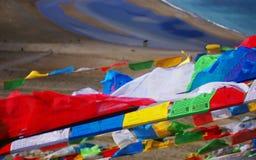 Il Tibet Nam-co Immagini Stock Libere da Diritti