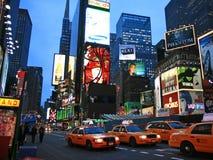 Il Times Square Fotografie Stock