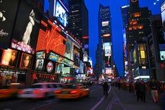 Il Times Square Fotografia Stock Libera da Diritti