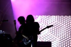 Il toc-toc (banda) esegue al festival 2015 del suono di Primavera Fotografia Stock