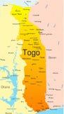 Il Togo Immagine Stock