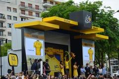 Il Tour de France 2016 irrita immagini stock