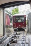 Il tram di punta in Hong Kong fotografia stock