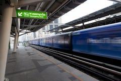 Il trasport pubblico di Bangkok Fotografie Stock Libere da Diritti