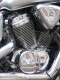 Il trasporto del motociclo significa Immagini Stock Libere da Diritti