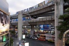 Il trasporto pubblico di Bangkok Fotografia Stock