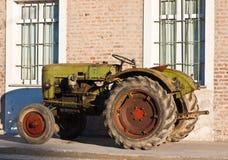 Il trattore Fotografia Stock