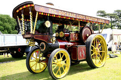 Il trattore 1920 dello showman di Wellington dell'annata fotografie stock