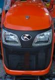 Il trattore di KUBOTA  Immagine Stock Libera da Diritti