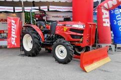 Il trattore di YANMAR EF393T  Fotografia Stock