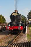 Il treno del vapore di Bristolian Fotografia Stock