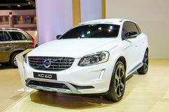 Il trentacinquesimo salone dell'automobile internazionale di Bangkok 2014 Immagine Stock