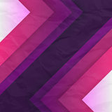 Il triangolo porpora e viola astratto modella il fondo Fotografia Stock Libera da Diritti
