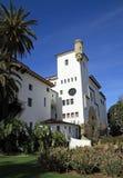 Il tribunale a Santa Barbara Fotografia Stock