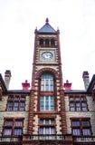Il tribunale storico della contea di De Witt in Cuero, il Texas lungo la t fotografia stock