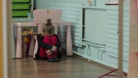 Il triste il ballerino della bambina