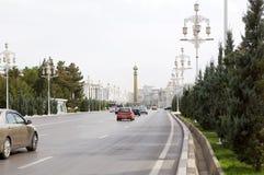Il Turkmenistan Fotografia Stock