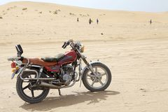 Il Turkmenistan Fotografie Stock Libere da Diritti