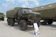Il Ural-4320 Immagini Stock Libere da Diritti