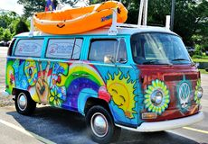 Il vagone di pace Fotografia Stock