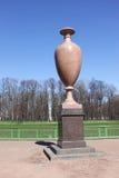 Il vaso del porfido fotografia stock