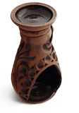 Il vaso dell'argilla Fotografia Stock Libera da Diritti