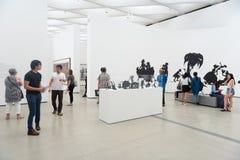 Il vasto museo immagini stock libere da diritti