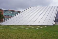 Il vasto museo all'università dello stato del Michigan fotografia stock libera da diritti