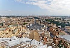 Il Vaticano Fotografie Stock Libere da Diritti