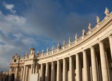 Il Vaticano Fotografia Stock Libera da Diritti