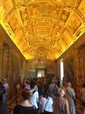 Il Vaticano Fotografia Stock