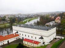 Il vecchio arsenale, Vilnius Immagini Stock Libere da Diritti