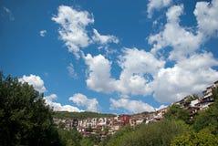 Il vecchio capitale della Bulgaria Fotografia Stock