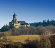 Il vecchio castello Immagine Stock Libera da Diritti
