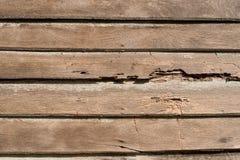 Il vecchio di legno Immagini Stock